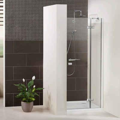 Dusbad Dusch-Drehtür »Vital 1«, 82,5x200 cm, Einscheibensicherheitsglas, (1-St) Anschlag links, 82,5 cm