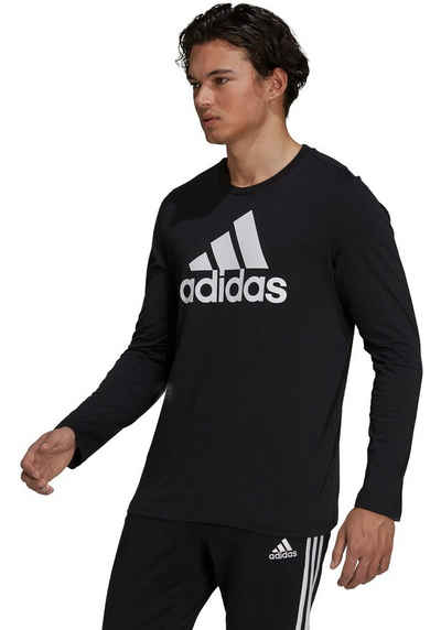 adidas Performance Langarmshirt »BIG LOGO SJ LONGSLEEVE TEE«