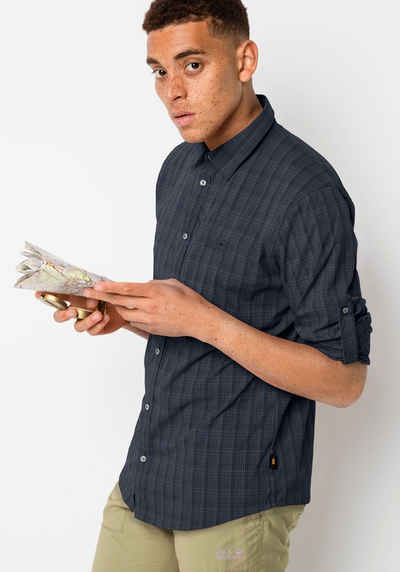 Jack Wolfskin Outdoorhemd »RAYS FLEX SHIRT M«
