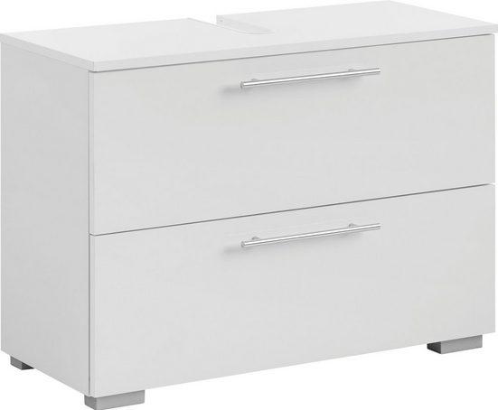 Schildmeyer Waschbeckenunterschrank »Carlos« Breite 80 cm