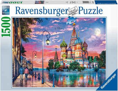 Ravensburger Puzzle »Moscow«, 1500 Puzzleteile, Made in Germany, FSC® - schützt Wald - weltweit