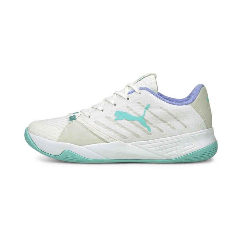 PUMA »Accelerate Pro W+ Damen Handballschuhe« Indoorschuh