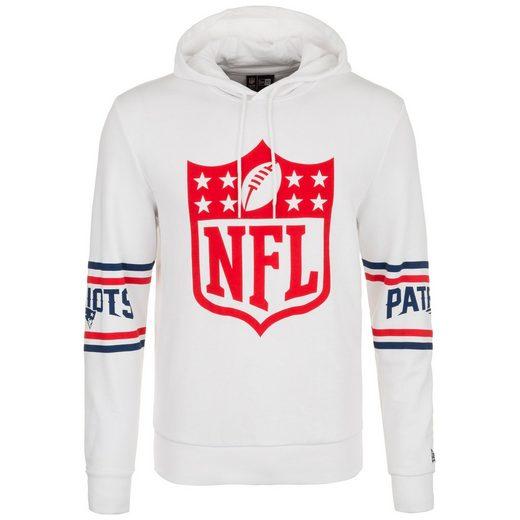 New Era Kapuzensweatshirt »Nfl Badge New England Patriots«