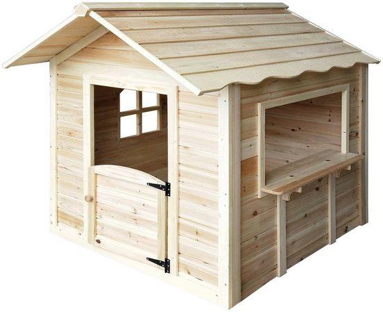 HOME DELUXE Spielhaus Der große Palast, BxTxH: 118x138x132,5 cm