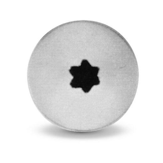 STÄDTER Spritzbeutel »Städter Sterntülle 3mm«