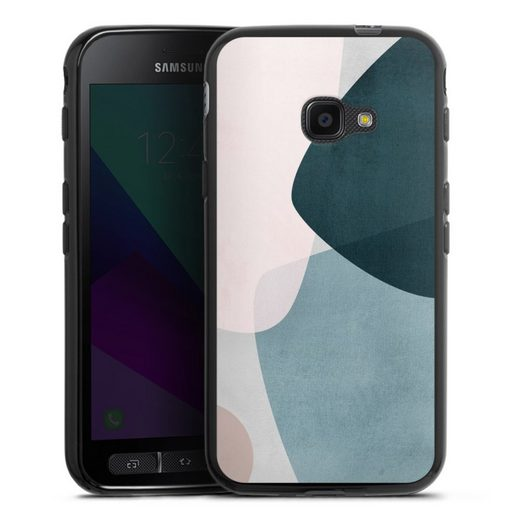 DeinDesign Handyhülle »Graphic 150 a« Samsung Galaxy Xcover 4s, Hülle Muster Abstrakt Malerei