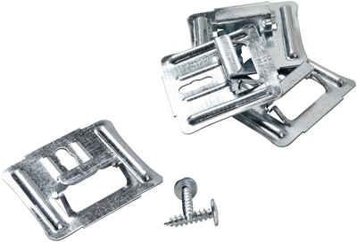 PARADOR Mittelklammer »ClickBoard«, 50 Stk., inkl. 50 Metallschrauben