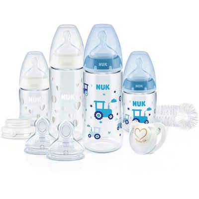 NUK Babyflasche »First Choice Perfect Start Set Girl mit«