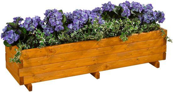 GASPO Blumenkasten »Strobl«, BxTxH: 136x37x34 cm