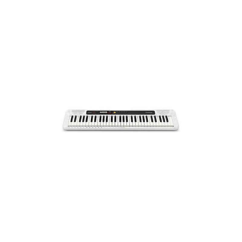 CASIO Spielzeug-Musikinstrument »Standard-Keyboard CT-S200WE«