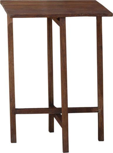 Guru-Shop Couchtisch »Mini Beistelltisch, Blumenbank - Modell 48«