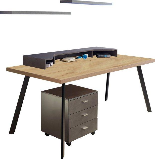 Büromöbel Sets - Büro Set »Big System Office«, (5 St)  - Onlineshop OTTO