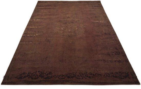 Teppich »Medaillon«, GALLERY M, rechteckig, Höhe 5 mm, Flachgewebe, Wohnzimmer
