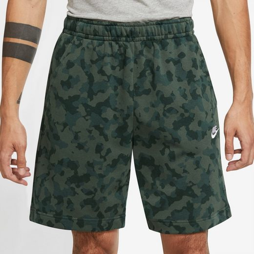 Nike Sportswear Sweatshorts »Short Camo«