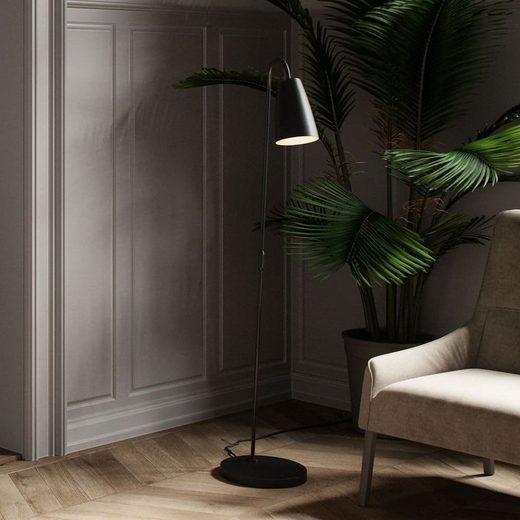 click-licht Stehlampe »Stehleuchte Sway E27 max. 15W in Schwarz«, Stehlampe, Standlampe