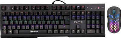 MARVO »Midcore Gamer Kit Beta KG943G/M399« Eingabegeräte-Set