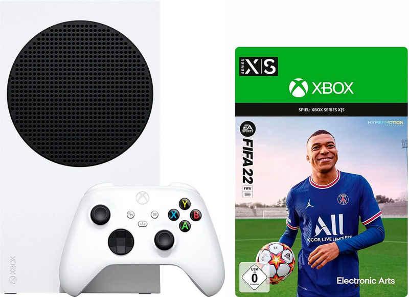 Xbox Series S, inkl. FIFA 22 (Code)