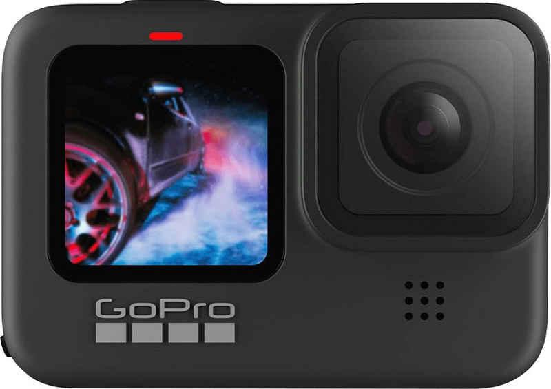GoPro »HERO9« Action Cam (5K, Bluetooth, WLAN (Wi-Fi)
