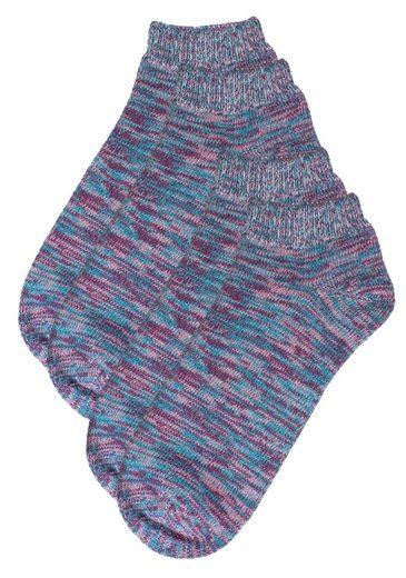 Rogo Socken (2-Paar) im Doppelpack