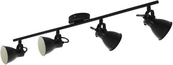 EGLO LED Deckenspots »SERAS 2«, LED Deckenleuchte, LED Deckenlampe