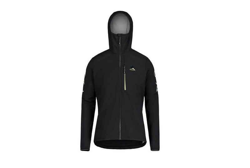 Maloja Kapuzenfleecejacke »Maloja Herren BeifussM Multisport Hooded Jacke moopnless«
