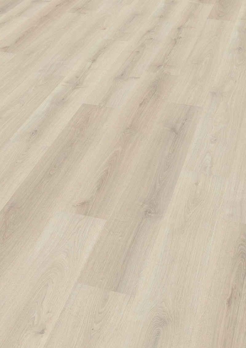 EGGER Laminat »EHL133 Kolpino Eiche weiss«, Holzoptik, universell einsetzbar, 8mm, 1,995m²