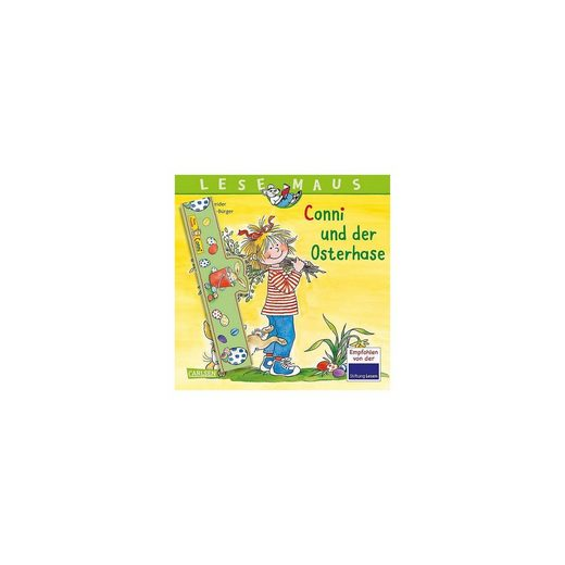 Carlsen Verlag Lesemaus: Conni und der Osterhase