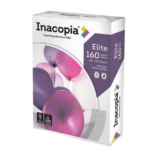 INACOPIA Druckerpapier »Elite«, Format DIN A4, 160 g/m²