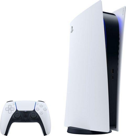 PlayStation 5 -Digital Edition