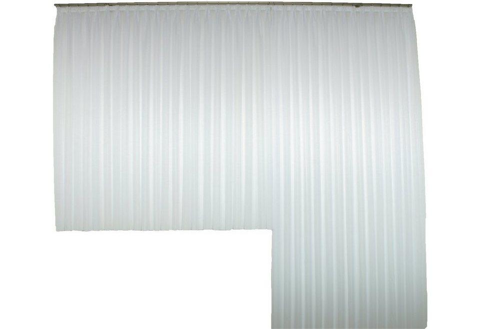 gardine nach ma jessica wirth faltenband 1 st ck online kaufen otto. Black Bedroom Furniture Sets. Home Design Ideas