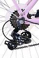 FASHION LINE Cityrad, 21 Gang Shimano TOURNEY TY 300 Schaltwerk, Kettenschaltung, Bild 3