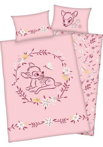Disney Babybettwäsche »Bambi« su niedlichem B...