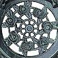Outsunny Balkonset »Bistroset im Antik-Optik«, Bild 8