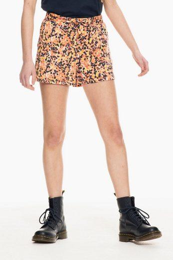 Garcia Shorts mit allover Print