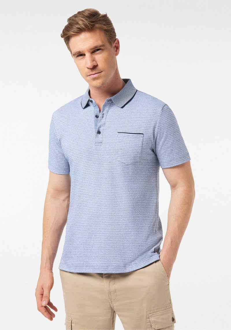 Pierre Cardin Poloshirt »Poloshirt Bicolor gestreift«