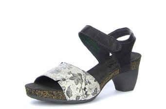 Think! »Traudi« Sandalette mit schönem Blumenprint
