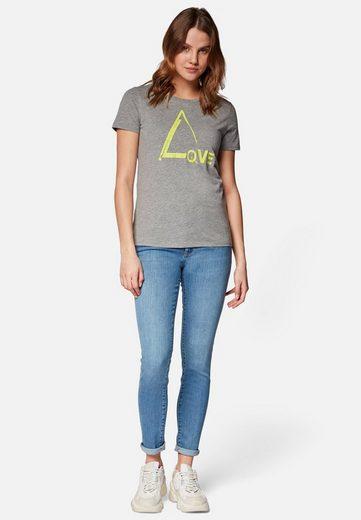 Mavi T-Shirt »LOVE PRINTED TEE« Printshirt