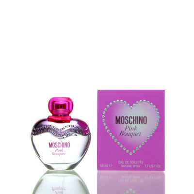 Moschino Eau de Toilette »Moschino Pink Bouquet Eau de Toilette 50 ml«