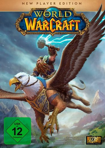 World of Warcraft - New Player Edition PC