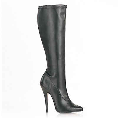 Pleaser »Pleaser Devious Domina-2000 Stiefel« High-Heel-Stiefel Vegan