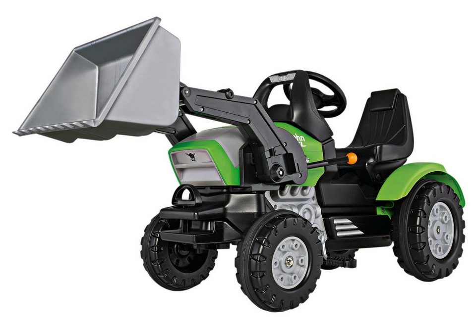 BIG Kindertraktor »John-XL-Loader«