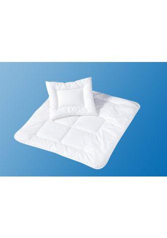 ZÖLLNER Antklodė + pagalvė »Basic« Zöllner Vai...
