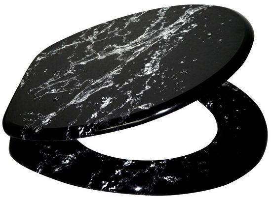SANILO WC-Sitz »Splash«, mit Absenkautomatik
