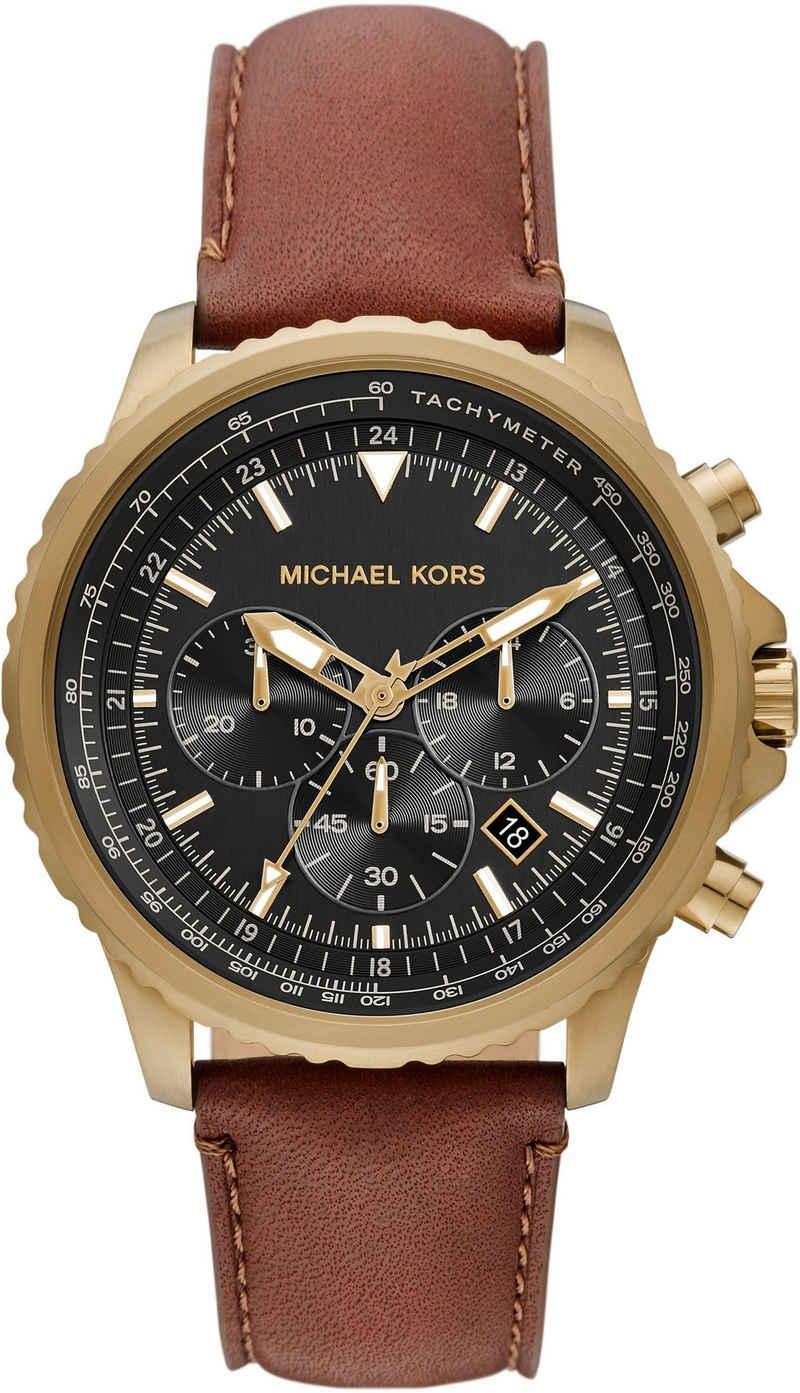 MICHAEL KORS Chronograph »MK8906,CORTLANDT«