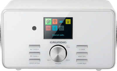 Grundig »DTR 5000 X« Internet-Radio (Digitalradio (DAB), FM-Tuner, Internetradio, FM-Tuner mit RDS, 14 W)