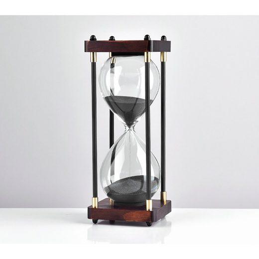 kueatily Sanduhr »Sanduhr Timer Sandglas Küchentimer Elegante Sanduhr 30 Minuten Minuten Timer Uhr für Küche, Zuhause, Büro und auch als dekorative Timer-Uhr«