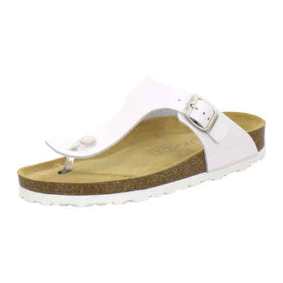 AFS-Schuhe »2107« Zehentrenner für Damen aus Leder mit Fussbett, Made in Germany