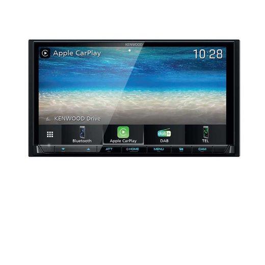 Kenwood Audio-System (Kenwood DMX7520DABS, DAB+, Bluetooth, AndroidAuto, Apple CarPlay, Spotify Autoradio)