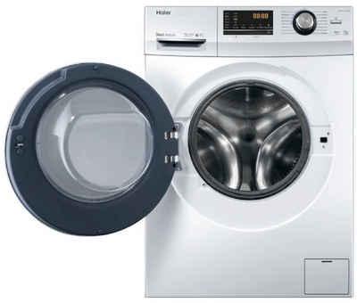 Haier Waschmaschine HW90-B14636N, 9 kg, 1400 U/min