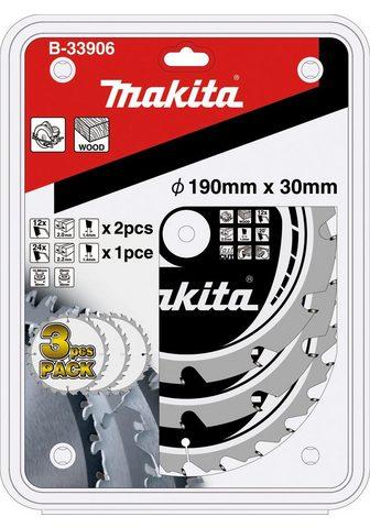 Makita Sägeblatt »B-33906« (3-St)